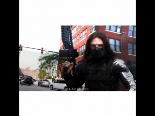 Bucky Barnes // Winter Soldier vine