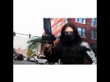 Bucky Barnes // Winter Soldier vine