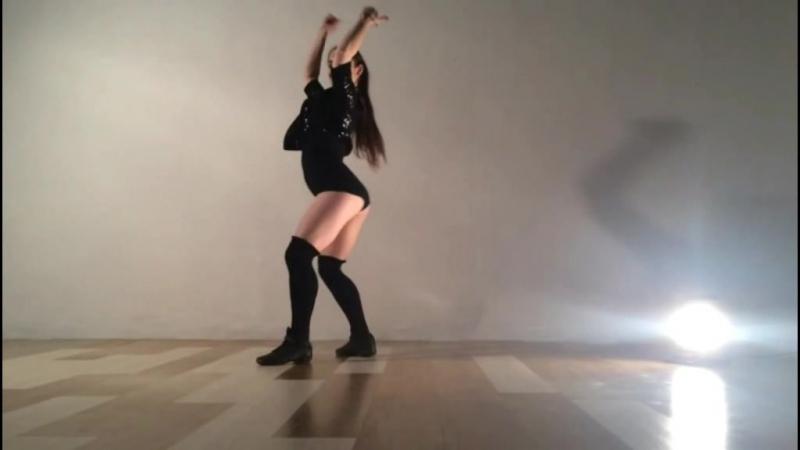 TWERK в школе танцев Сальса Кубана Епифанова Светлана