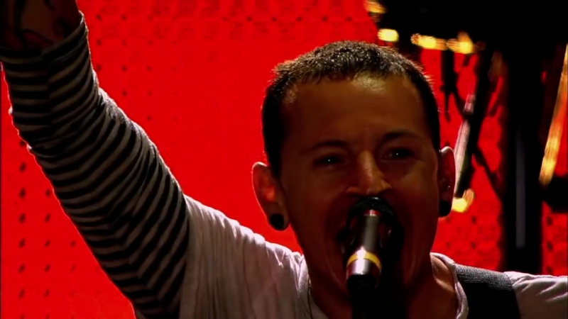 Linkin Park - Shadow Of The Day ( Road To Revolution ) Live concert 720p