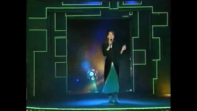 Sandra - Around My Heart (Live at WWF Club Germany 1989)