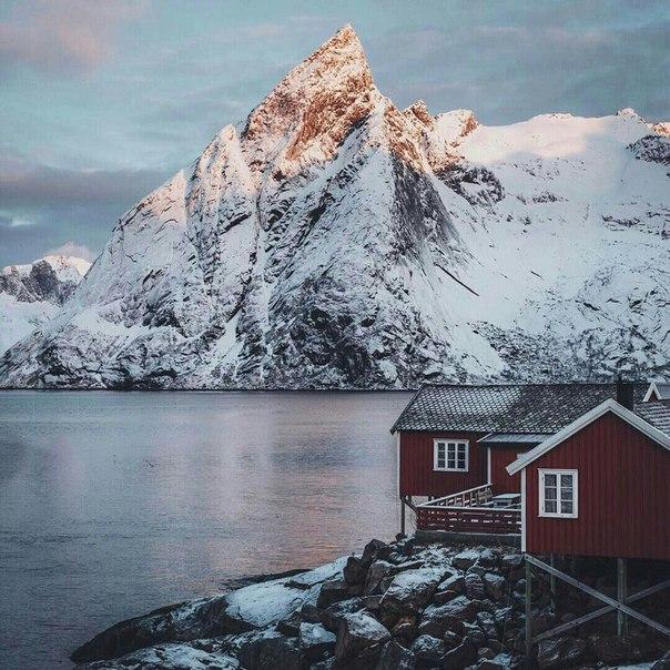 Роскошные пейзажи Норвегии - Страница 2 39iUuVOhU00