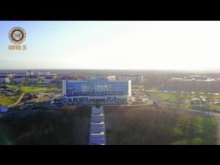 Пятизвёздочный отель на базе спортивно-оздоровительного комплекса «Грозненское море»
