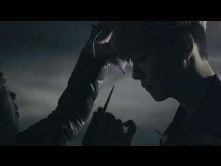 LuHan鹿晗_Skin to skin_MV Making Film