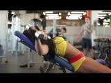 Комплекс упражнений для мышц груди и рук