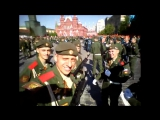 Пермяки поздравляют Пермь с 9 мая с Красной площади