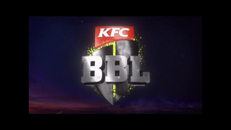 CRICKET Moments of Sydney Thunder v Adelaide Strikers, Jan 18, 2017