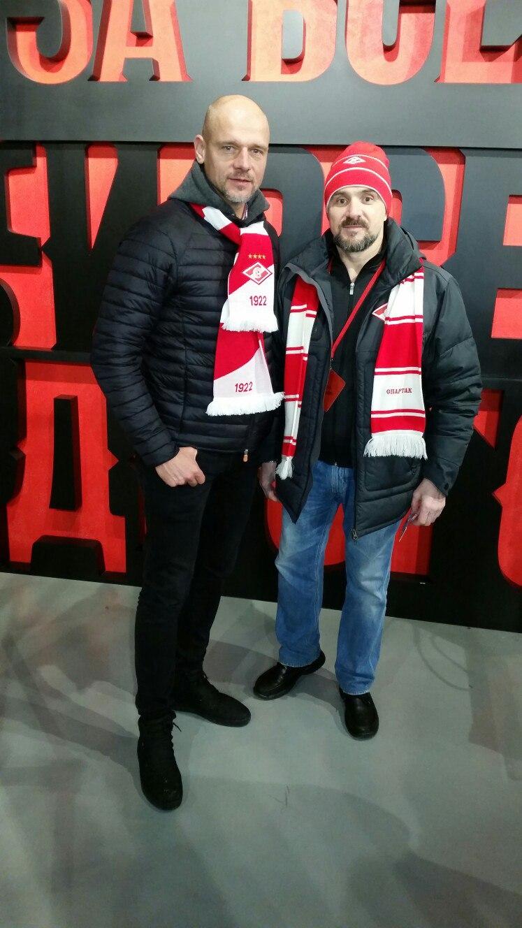 Миша и Войцех Ковалевски
