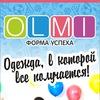OLMI - магазин одежды для всей семьи