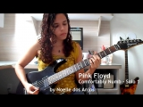 Pink Floyd - Comfortably Numb Solos Cover (by Noelle dos Anjos)