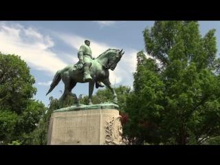Во многих южных штатах США начали демонтировать символы Конфедерации