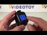 Умные часы Smart Watch U8 видео обзор