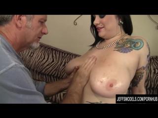 Big boobed scarlet lavey gets fucked [hd, star, pov , big tits, big ass, new porn 2017]