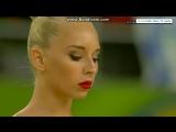 Яна Кудрявцева - мяч (квалификация) // Олимпийские игры 2016
