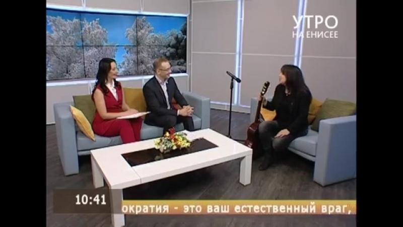 Автопробег Красноярск поет Высоцкого добрался до Уярского района