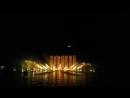 цветные фонтаны в Гамбурге 1