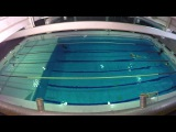 Timelapse pool freediving.spb