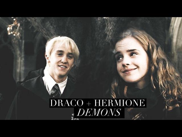 Draco Hermione (Dramione) || Demons