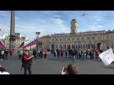 Парад Чемпионов СКА в Петербурге. 28 мая 2017 года