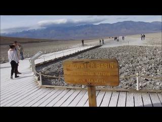 Большое путешествие в Америку. Посещение Долины Смерти ч. 1