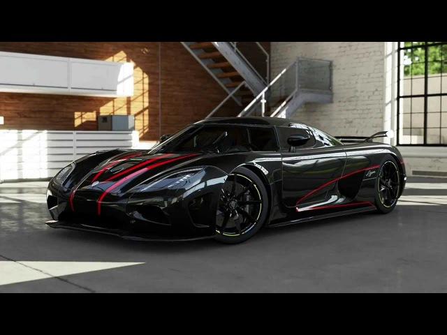 Forza Motorsport 5 Koenigsegg Agera Forzavista