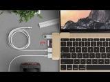 Переходники Satechi для MacBook Pro 2016