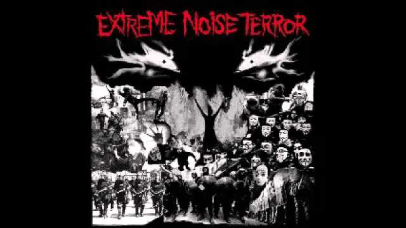 Extreme Noise Terror - Self Titled LP 2015