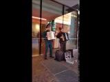 თბილისო ქუჩის მუსიკოსები გერმანიაში/тбилисо&q