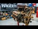 Реставрация двигателя Chrysler Hemi Time Lapse