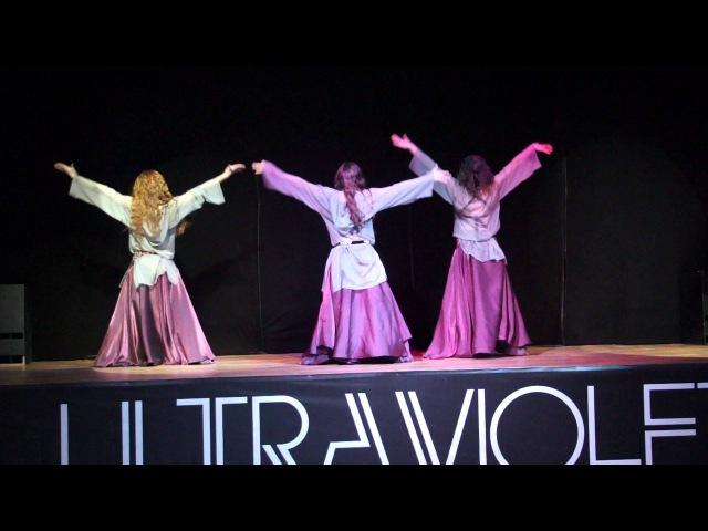 Tribal Hunters at Ultraviolet dance festТрайбл Хантерс на фестивале Ультрафиолет