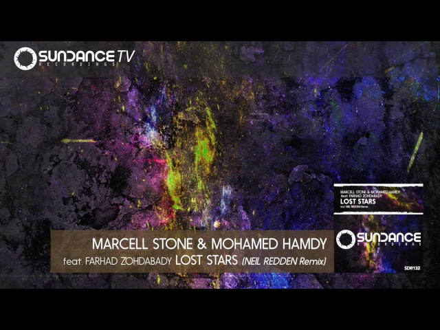 Marcell Stone Mohamed Hamdy Feat. Farhad Zohdabady - Lost Stars (Neil Redden Remix)