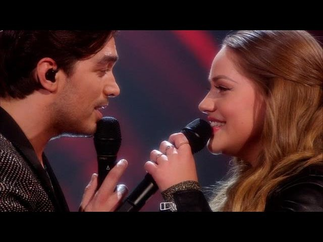 Pleun Bierbooms en Waylon – From This Moment (The voice of Holland 2017   The Final)