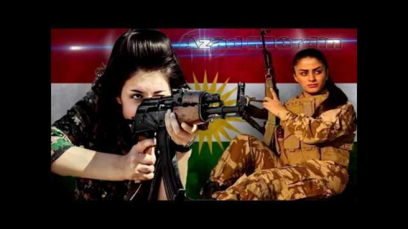 Akademiya şervanên nû yên tevlî nava refên YPG û YPJ dibin