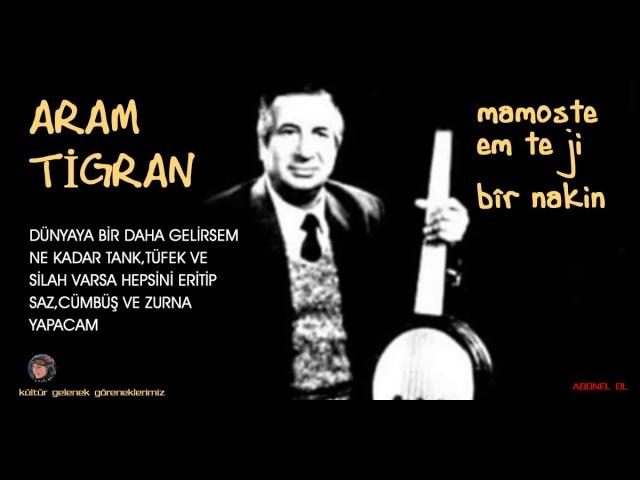 Aram Tigran / Potpori sebra dıla