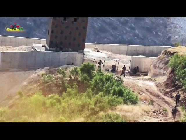 Gerilla TV Amed Silvan Baraj Güvenliğini Tutan Askerlere Eylem 26 Temmuz 2016