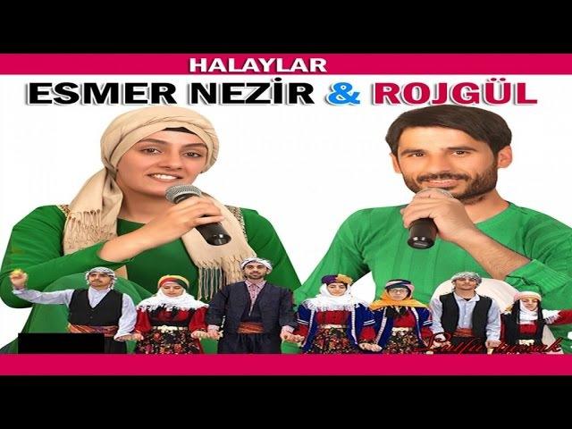 Esmer Nezir Rojgül SÜPER HALAY kliba nu - SÜPER HALAY albuma nu