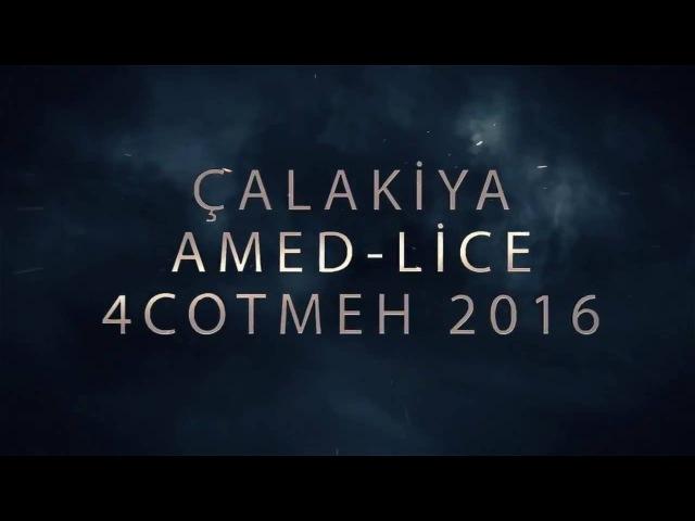 Gerilla TV Amed Lice Marke Korxe Arası Tepe Eylemi 4 Ekim 2016