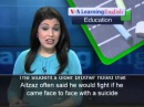 Voa Learning English TV Pakistan Names a School for a Student who Stopped a Suicide Bomber