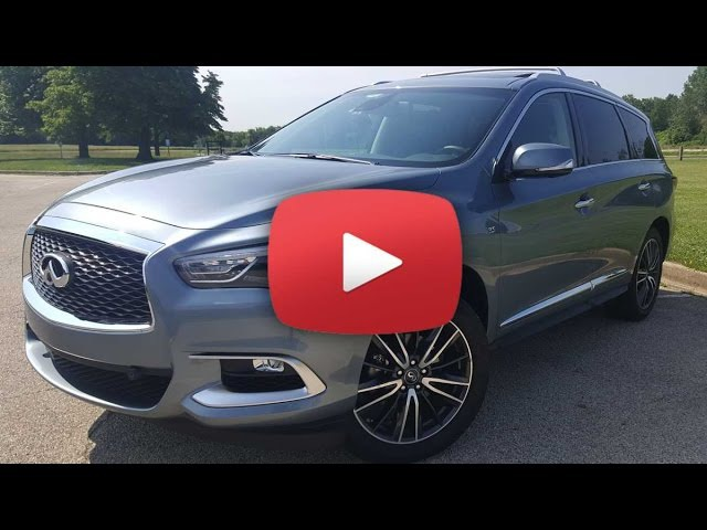 2016 Infiniti QX60: A Mid-Sized SUV That Looks Better On Paper