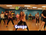 Zumba with Kathy - Guayo (Elvis Crespo ft. Ilegales) HD