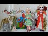 Elsa Princess Noel 2016    Happy Merry Christmas    Disney Fashion Design With Play-doh
