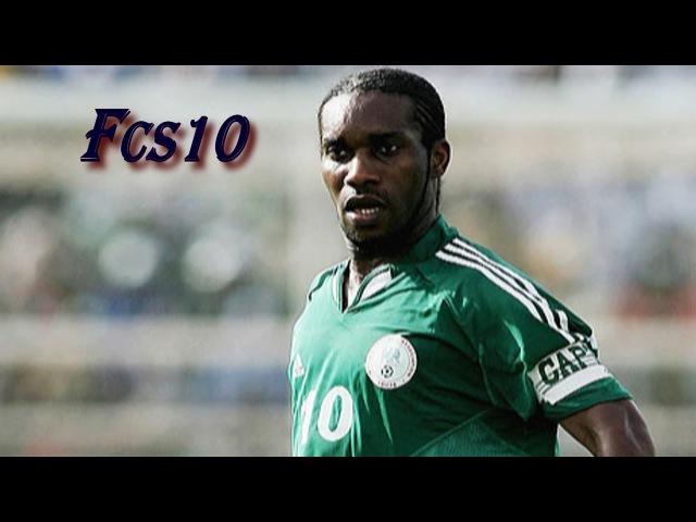 Jay Jay Okocha - The real king of magic football / MrFCS10