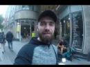 Чарівна музика від вуличного музиканта в Німеччині Street musician in Germany