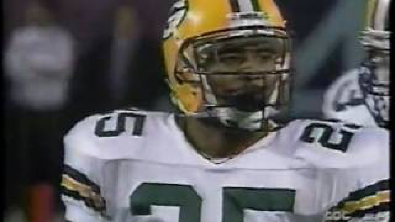 1997 NFL MNF Week 14 Green Bay Packers vs Minnesota Vikings