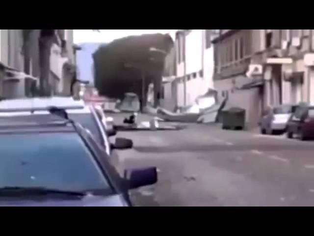 Летающий пожарник - Арабская ночь