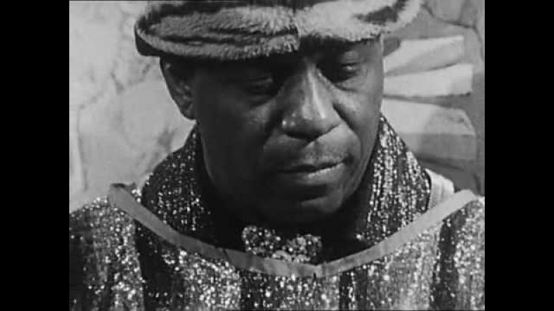 Sun Ra 1969 french TV