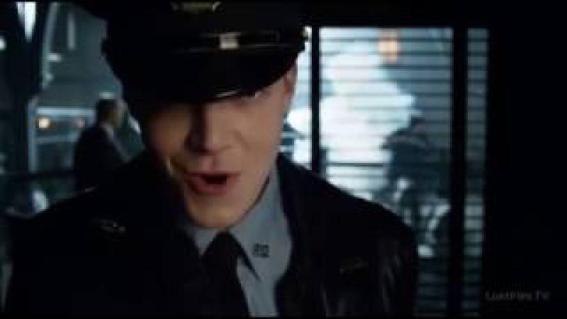 Джером (Джокер) в Полицейском участке (отрывок из сериала Готэм)