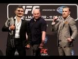 Conor McGregor I will destroy Khabib Nurmagomedov under one condition