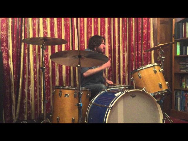 DRUM LESSON: John Bonham Broken Triplets