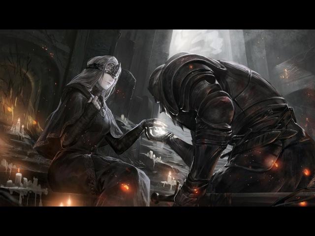Судия Гундир и оборванец с катаной - Прохождение Dark Souls III 1